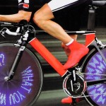 Прикольная подсветка для колес