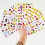 Стикеры «Emoji»