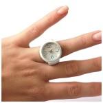 Кольцо-Часы:-)