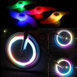 Подсветка для колёс велосипеда