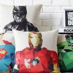 Наволочки с супер героями
