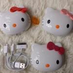 Портативное зарядное устройство «Kitty»