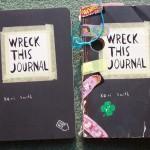 Интерактивная книга Wreck This Journal «Уничтожь Меня»