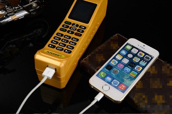 Ретро-телефон M999 KR999