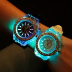Светодиодные наручные часы