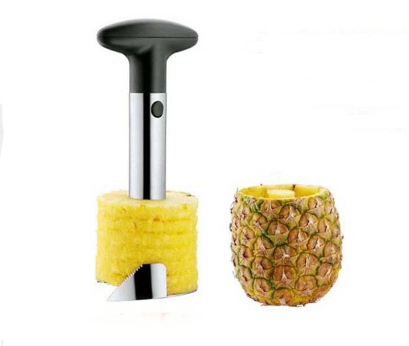 Устройство для чистки ананаса