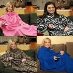 Одеяло-халат