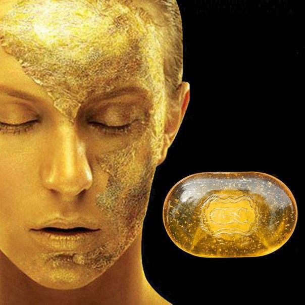 Золотое мыло