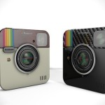 Фотоаппарат Instagram Polaroid Socialmatic Camera
