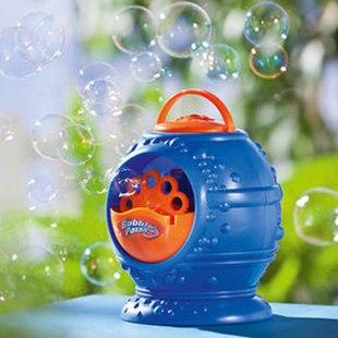 Мини-генератор мыльных пузырей
