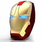 Беспроводная компьютерная мышь «Железный человек»