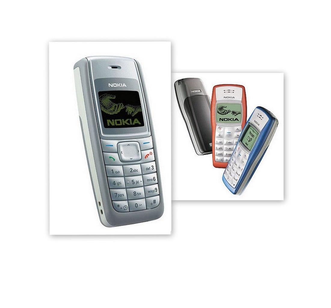 Nokia 1100 «Фонарик»