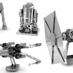 Сборные железные модели Star Wars