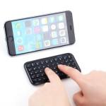 Беспроводная клавиатура для смартфонов