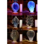 Оригинальные 3D лампы