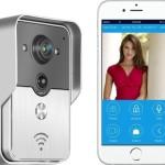 Беспроводной видео-домофон для Android и IOS
