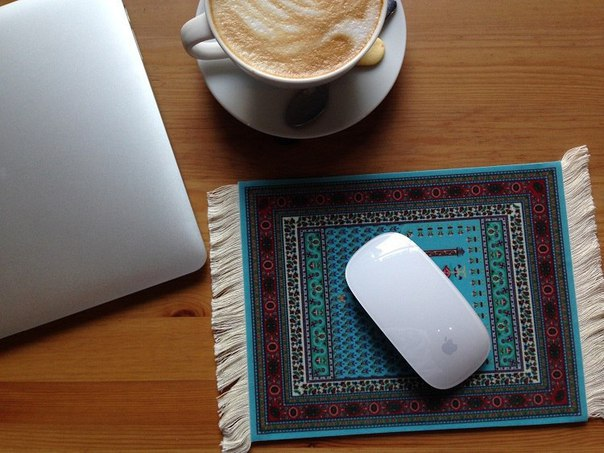Персидские ковры для мышки