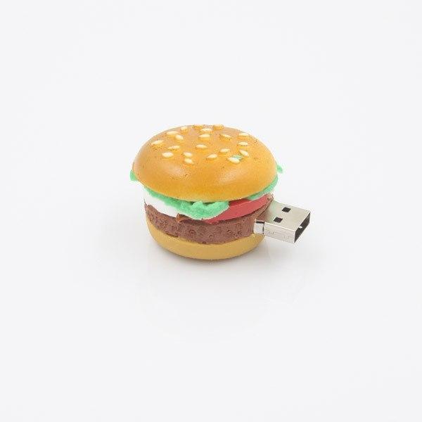 USB флешки(4гб) в виде разной еды