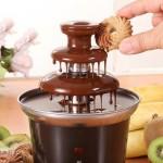 Крутой шоколадный фонтан