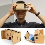 Google Cardboard смотри видео на Youtube в 360 градусов