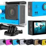 Экшн-камера с поддержкой 4К