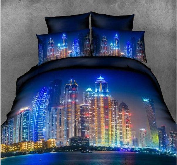 Завораживающая 3D постель
