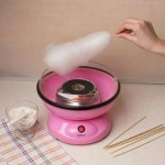 Домашний аппарат для сладкой ваты