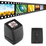 Устройство для просмотра и оцифровки фотоплёнок