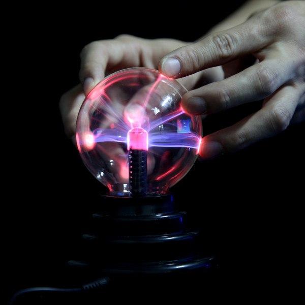 Плазменный шар Николы Тесла