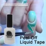 Средство для защиты кожи вокруг ногтей от лака при дизайне маникюра