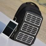 Походные рюкзаки с солнечными батареями