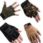Недорогие беспалые перчатки