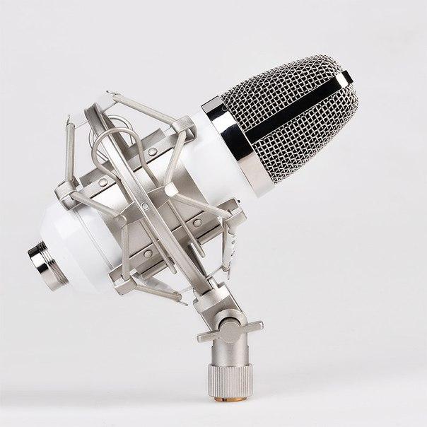 Качественный микрофон с отличным шумоподавлением