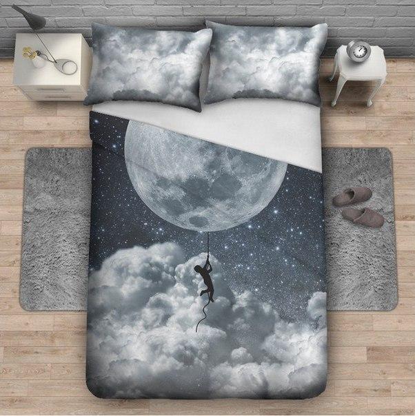 Невероятно реалистичные комплекты постельного белья-