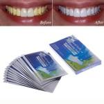 Отбеливающие зубные полоски