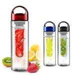 Бутылка с фильтром для воды в который можно положить фрукты или ягоды