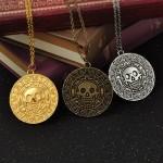 Медальон ацтеков из фильма Пираты карибского моря