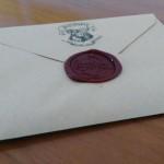 Письмо из Хогвартса