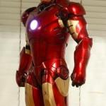 Метровая копия костюма Железного Человека Mark-3