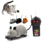Мышка на радиоуправлении для вашего котика