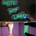 Крутейший светящийся пластилин
