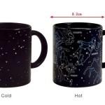 Чашка Зодиак (меняет рисунок при нагревании)