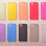 Очень простой чехол на iPhone 5-5s
