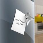 Сюрикены на холодильник